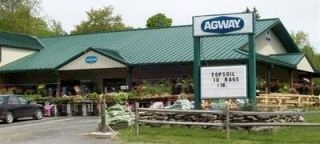 Capital Agway feed store in Troy
