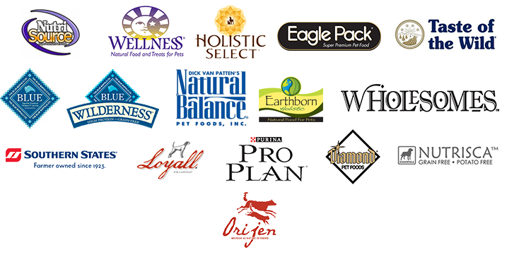 dog food brands like nutrisource, wellness and more